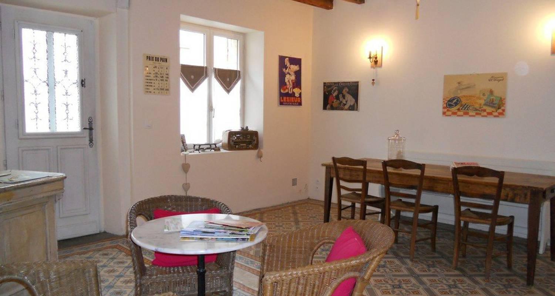 Habitación de huéspedes: l'ancienne boulangerie en chavagnes (117201)