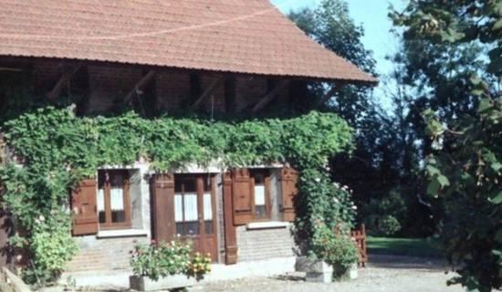 Le clos Marie en Bourgogne foto