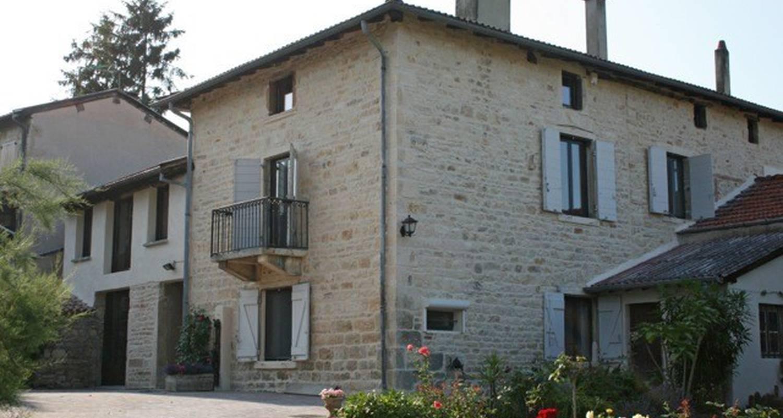 Gîte: gite l'entre-deux in lucenay (117388)