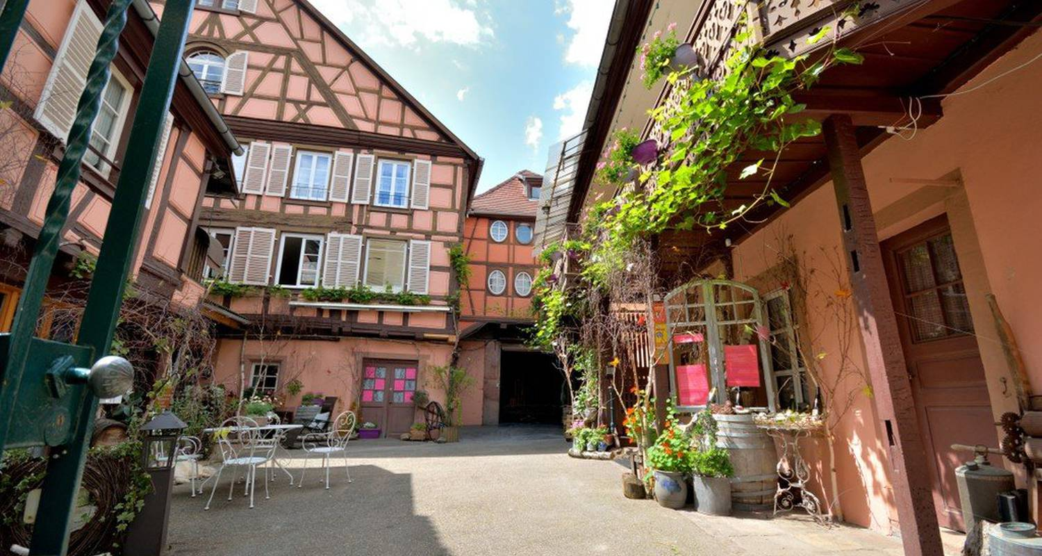 Furnished accommodation: domaine martin jund in colmar (117518)