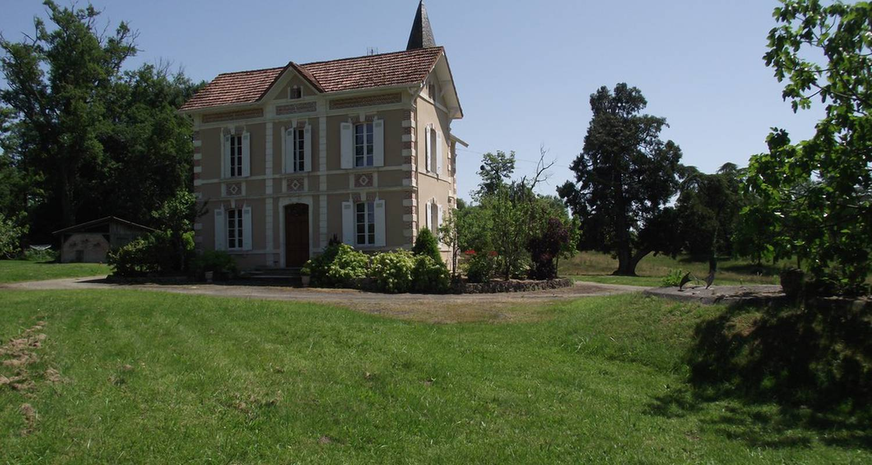 Chambre d'hôtes: castel la bergerie à laglorieuse (117569)