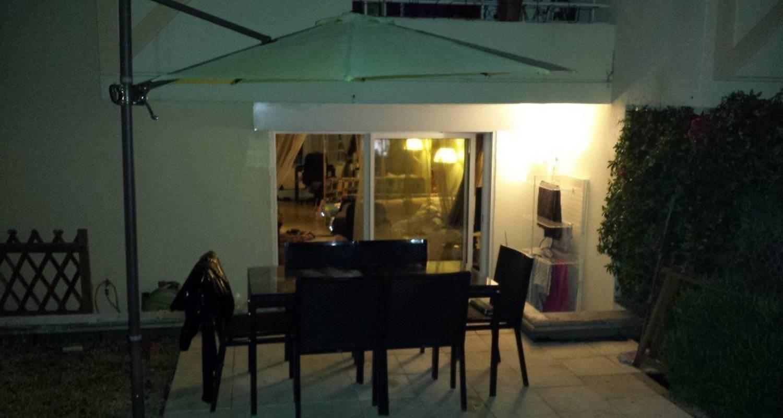 Furnished accommodation: studio avec jardin in menton (117592)