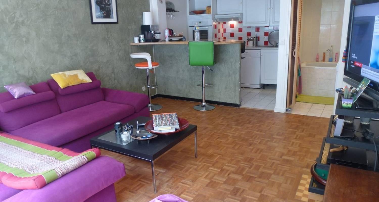 Logement meublé: charmant appartement à boulogne-billancourt (117788)