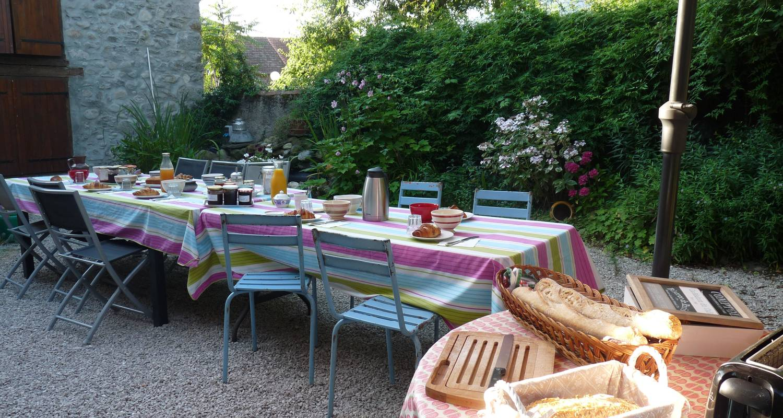 Chambre d'hôtes: les chataigniers de florac à tarascon-sur-ariège (128665)