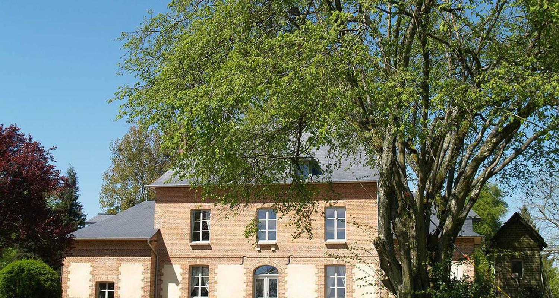 """Chambre d'hôtes: """"une partie de campagne"""" à bois-guilbert (117805)"""