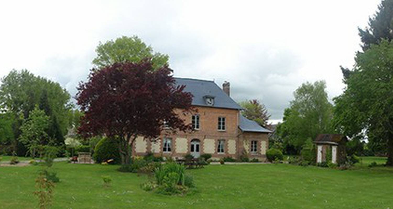 """Chambre d'hôtes: """"une partie de campagne"""" à bois-guilbert (117806)"""