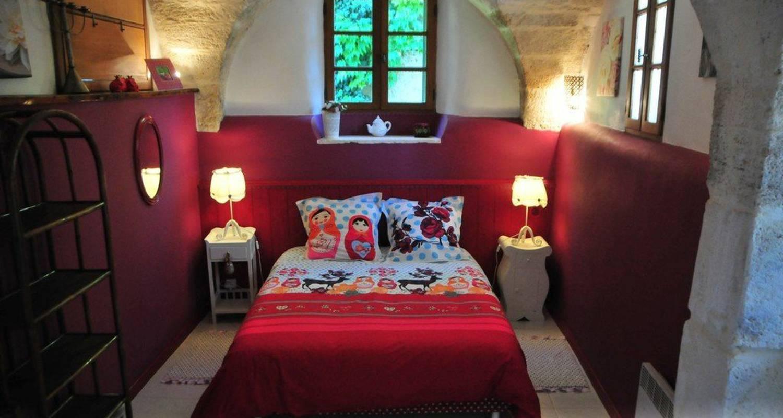 Bed & breakfast: la maison de lapparan in saint-drézéry (117817)