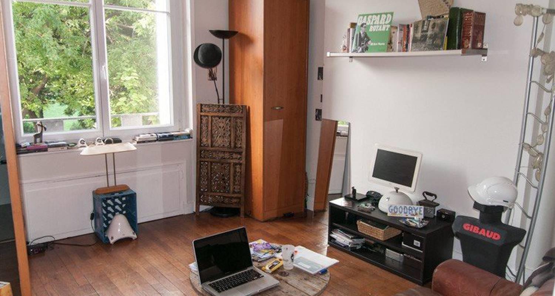 Studio 20m², Paris 20ème in Paris 20 Ménilmontant - 28057