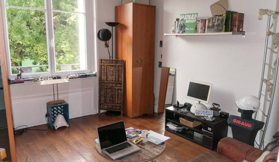 Studio 20m², Paris 20ème picture