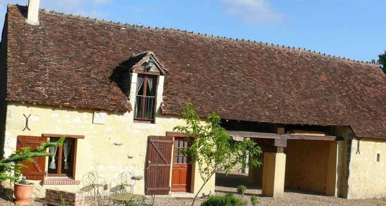 Gîte: gîte à l'ombre des chênes in châteauvieux (117849)
