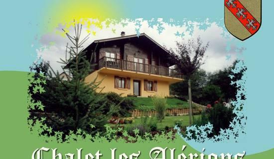 Chalet les alérions.com   picture