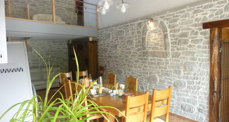 Bed & breakfast: ch. d'hôtes les glycines in cheyssieu (118007)