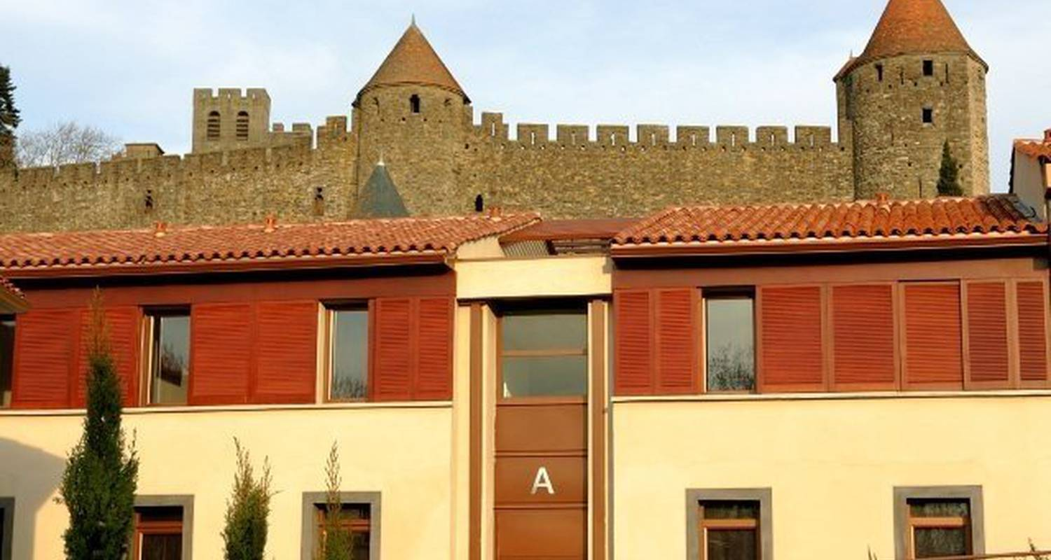 Hotel residence: adonis carcassonne in carcassonne (118049)
