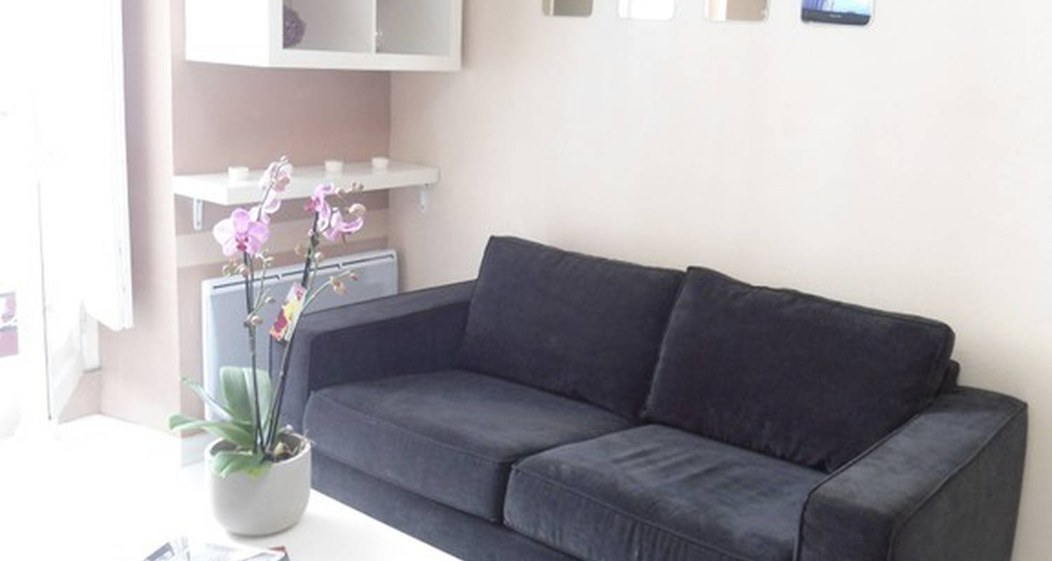 """Furnished accommodation: """"l'escapade"""" coeur nantes in nantes (118212)"""