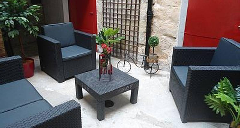 Furnished accommodation: jardin coeur de ville in nantes (118214)