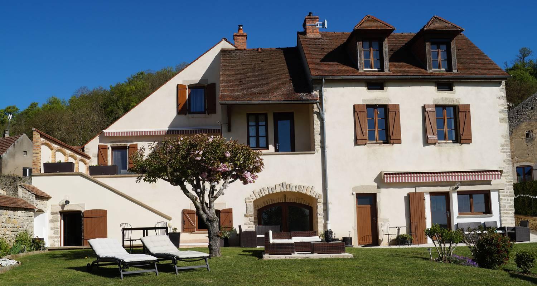B B Edenswing Maison D Hotes De Charme En Bourgogne A Baubigny 28170