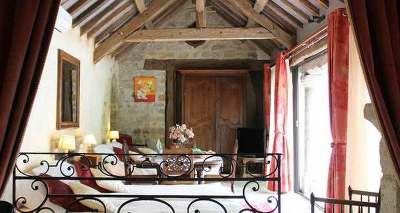 Bed & breakfast: domaine de frevent in la chapelle-rablais (118284)