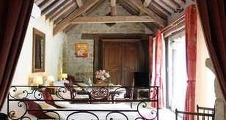 Bed & breakfast: domaine de frevent in la chapelle-rablais (118285)