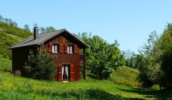 Chalet de Couloubrac picture