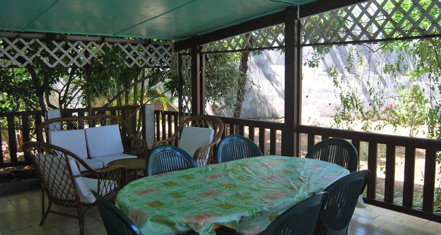 Furnished accommodation: cap soleil-locations 6 p. in saint-leu (118516)