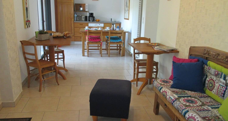 Chambre d'hôtes: chambres hôtes brouilly à saint-lager (118770)