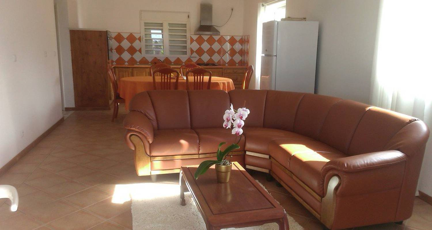 Furnished accommodation: fleur'paradis in saint-pierre (118886)