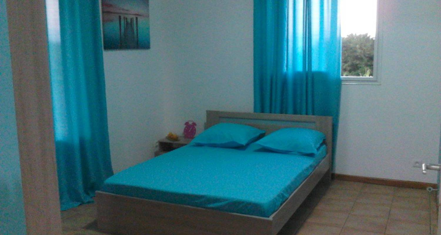 Furnished accommodation: fleur'paradis in saint-pierre (118887)