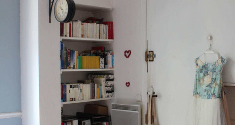 Furnished accommodation: studio 20m2 paris, marais in paris 04 hôtel-de-ville (118895)