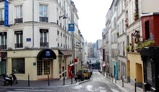 Hôtel Place du Tertre picture