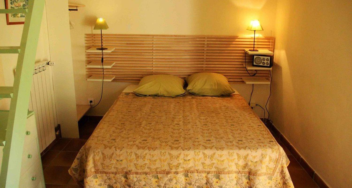 Bed & breakfast: chambre d'hôte brusc - var in six-fours-les-plages (119101)