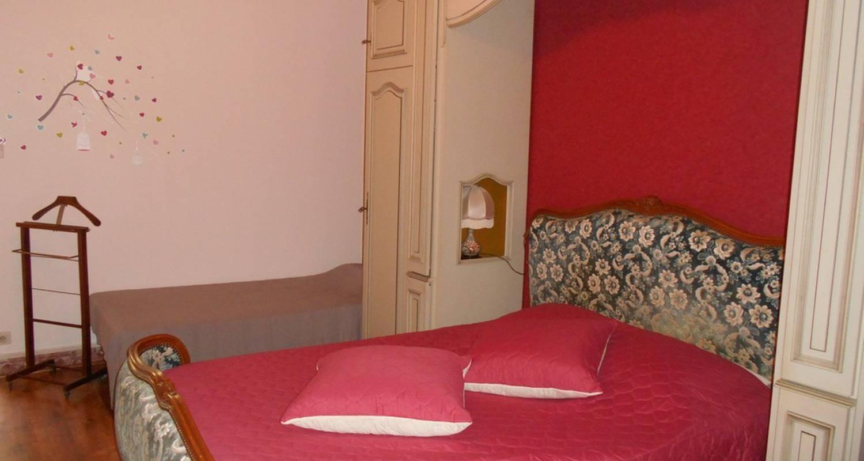 Chambre d'hôtes: louminai chambre familliale à donzère (119164)