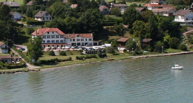 Hotel: hotel-restaurant de la plage en excenevex (119203)