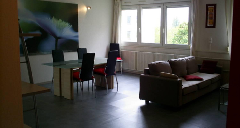 Appart 39 meubl nancy laxou nancy 28458 for Location meuble nancy