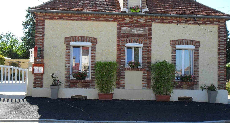 Chambre d'hôtes: maison d'hôtes de villiers à villiers-saint-georges (119509)