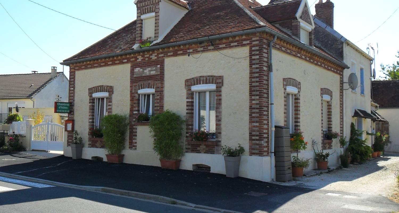 Chambre d'hôtes: maison d'hôtes de villiers à villiers-saint-georges (119510)