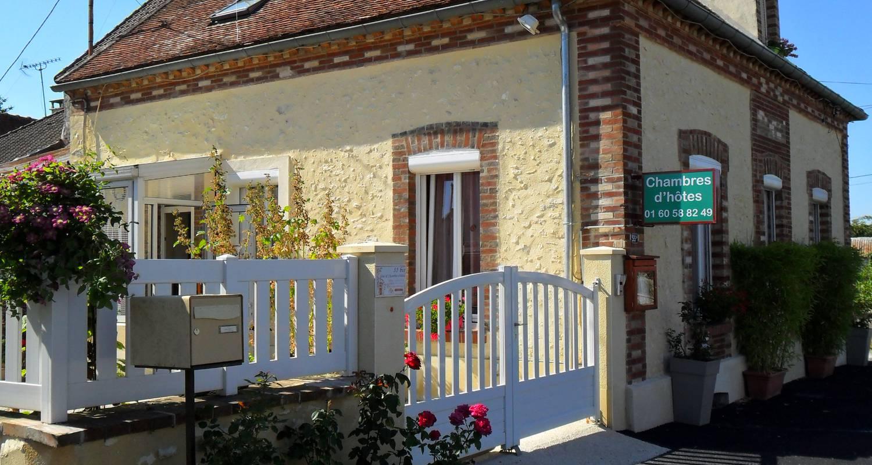 Chambre d'hôtes: maison d'hôtes de villiers à villiers-saint-georges (119503)