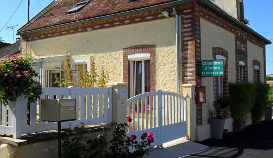Maison d'hôtes de Villiers