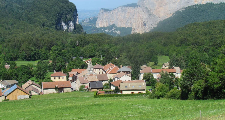 Gîte: le balcon du vercors in saint-julien-en-vercors (121764)