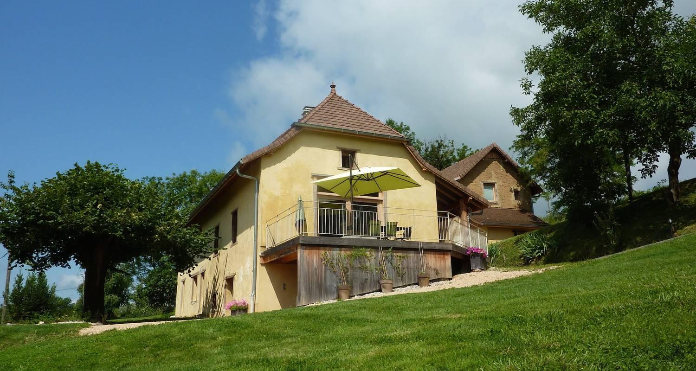 Chambre d'hôtes: côté tilleul à avressieux (123813)