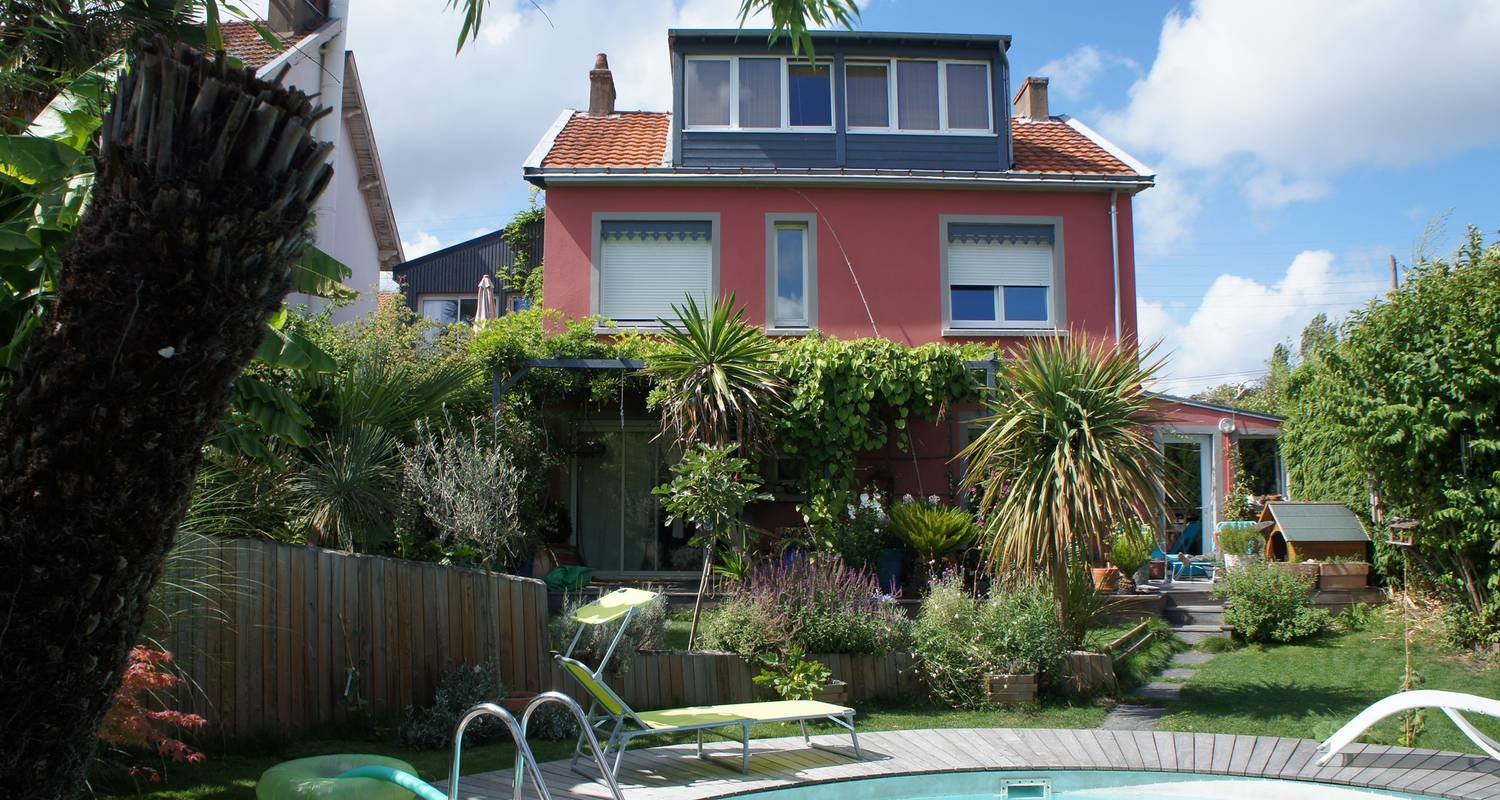 Furnished accommodation: annexe 44 in nantes (119656)