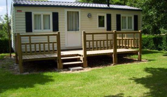 Mobile home Camping des Lancières picture