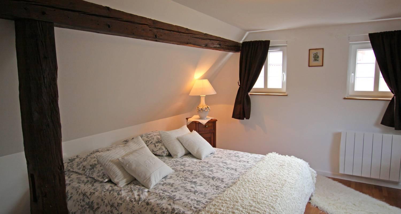 Bed & breakfast: la ferme pierre in donnenheim (119711)