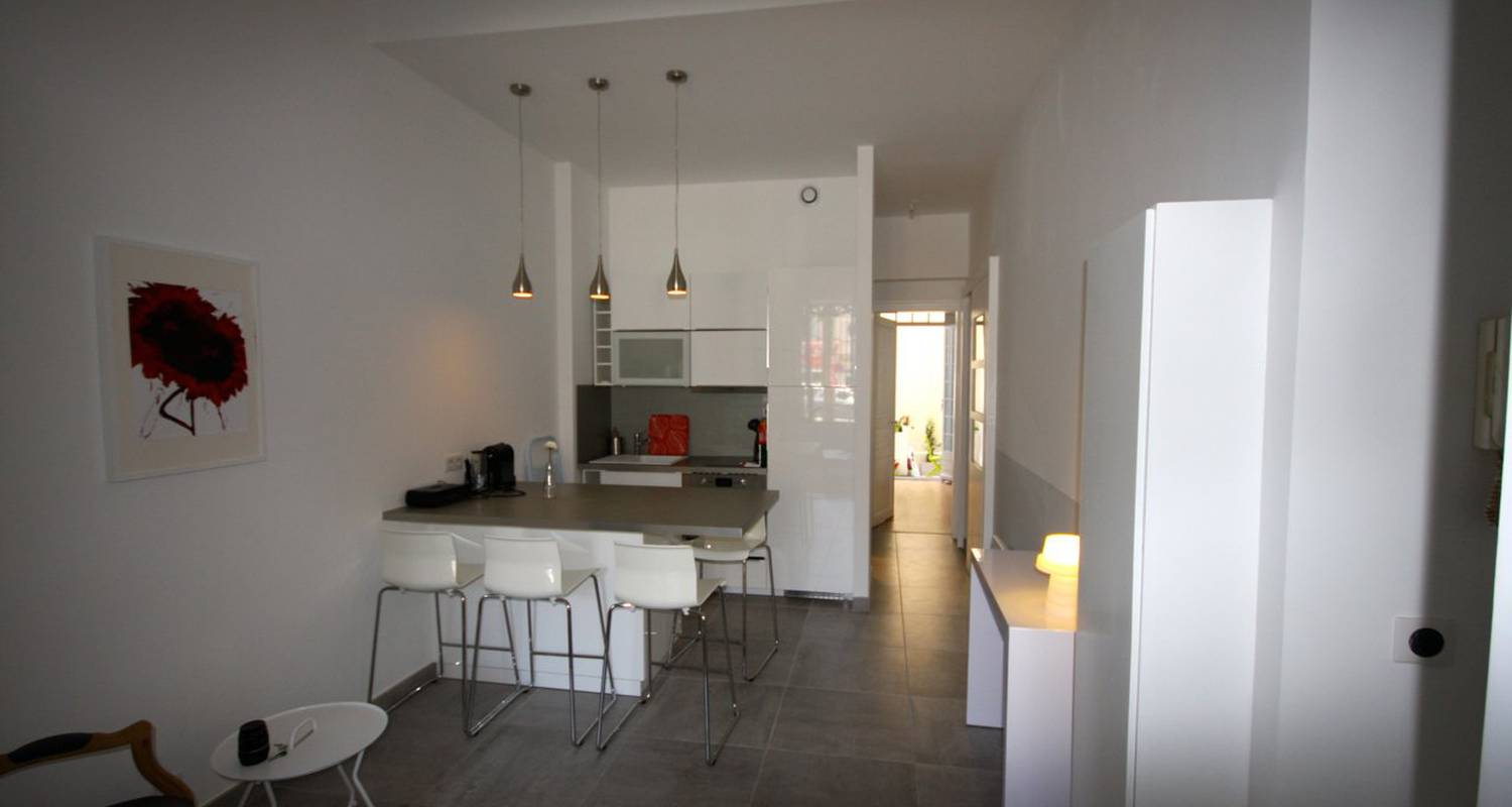 Furnished accommodation: l'appart en ville in montpellier (119762)