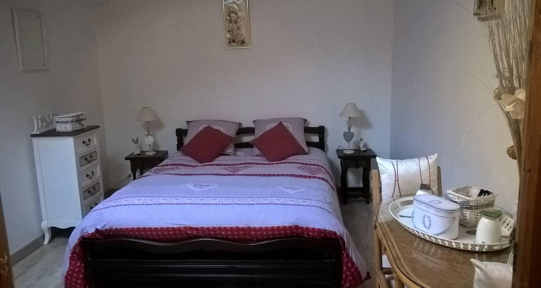 Chambre d'hôtes: les gïtes du chat bleu à channay-sur-lathan (119810)