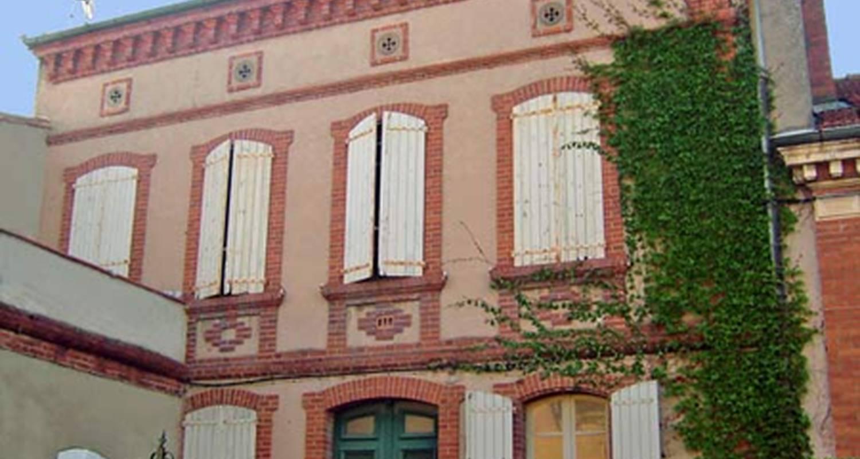 Chambre d'hôtes: villa bellevue à albi (119879)