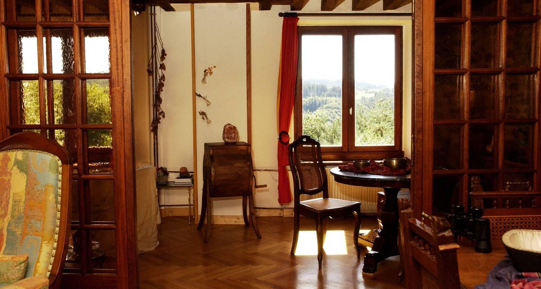 Bed & breakfast: la faye  in vertolaye (120052)
