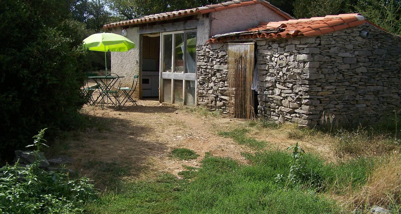 Espacios del campamento: camping a la ferme du nouveau mas en montdardier (120064)