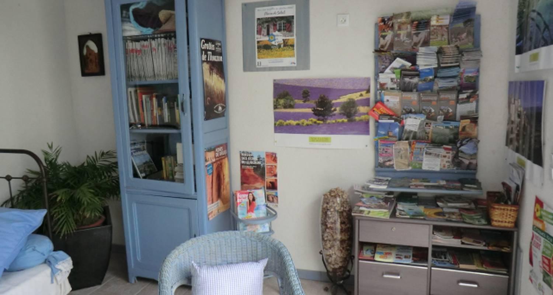 Bed & breakfast: la maison de mamie en provence in vedène (128087)