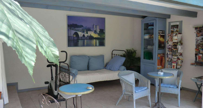 Bed & breakfast: la maison de mamie en provence in vedène (128088)