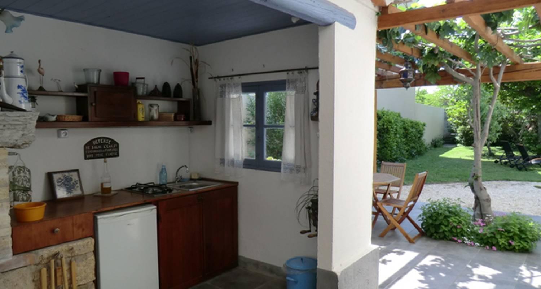 Bed & breakfast: la maison de mamie en provence in vedène (128090)